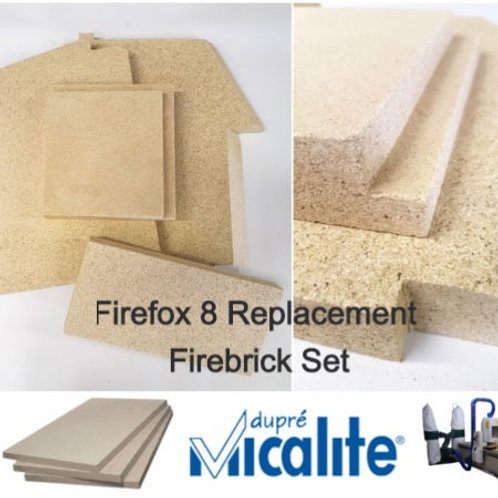 Firefox 8 Replacement FireBrick Set
