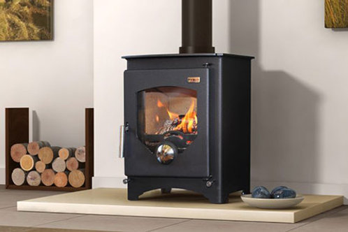HAMCO MORGAN 7kw FREE STANDING STOVE (DRY)
