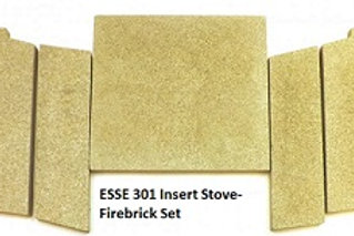 ESSE 301 Insert Stove- Replacement Fire Bricks