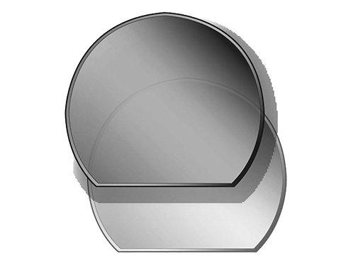 Semi-Circle Shaped Stove Hearth 12mm thick