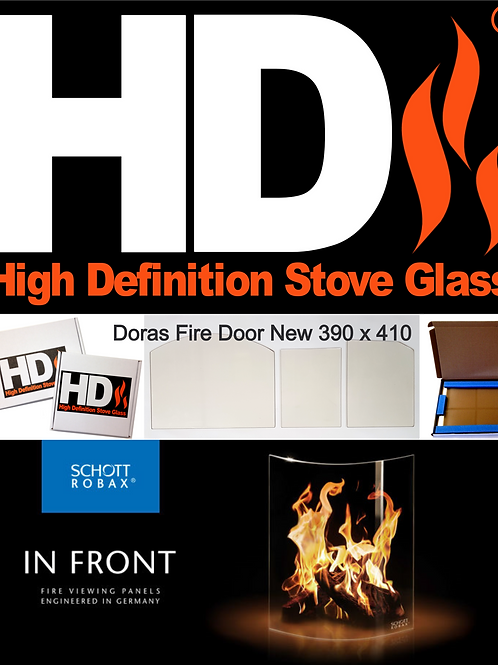 Boru Doras Replacement Stove glass