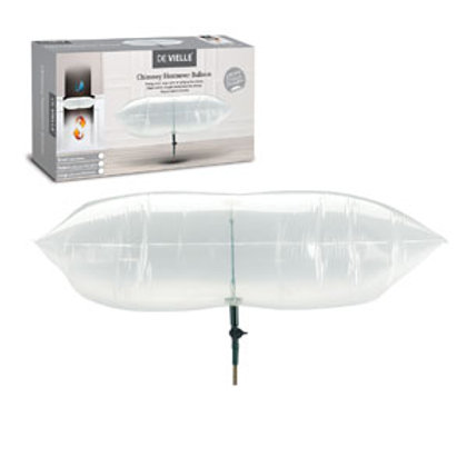 Chimney Balloon- Chimney Draught Excluder