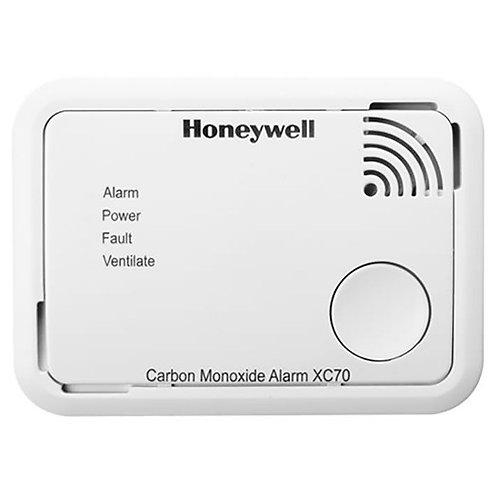 Carbon Monoxide Alarm- Honeywell XC70
