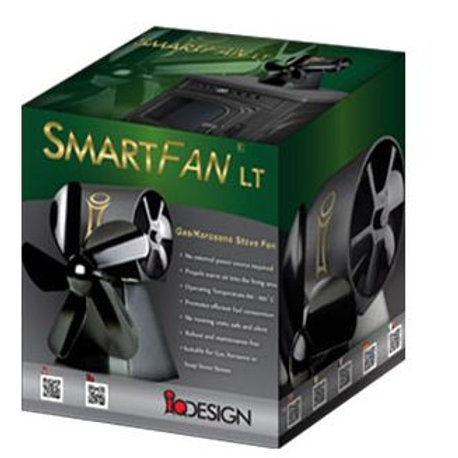 SmartFan LT- is suitable for Soapstone and Gas Stoves.