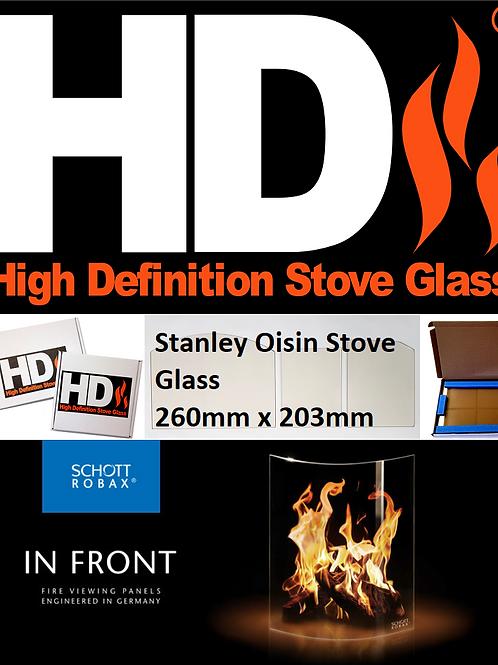 Stanley Oisin Stove Glass