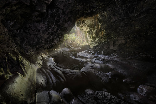Lava Tube Inside Out