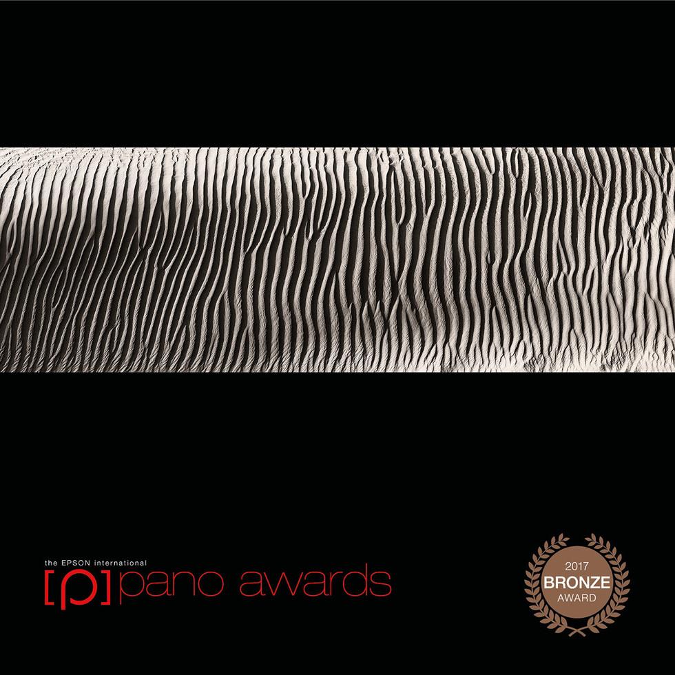 zebra sand dunes california royal dunes park epson panorama award winning image