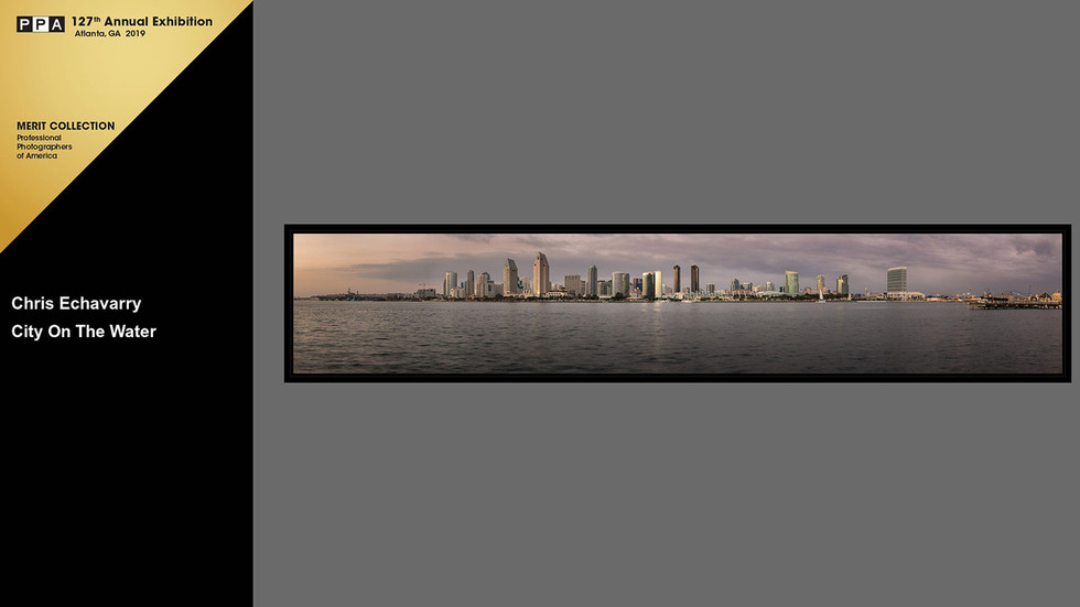 city on the water san diego california downtown skyline panorama award winning ipc image
