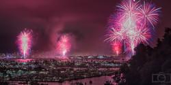 San Diego July 4th fireworks