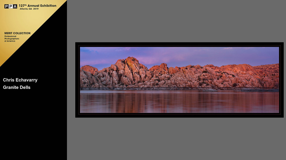 granite dells prescott arizona water rocks reflection award winning photography sunset ipc