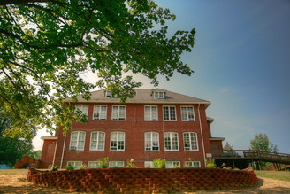 Our administration building was constructed in 1928.