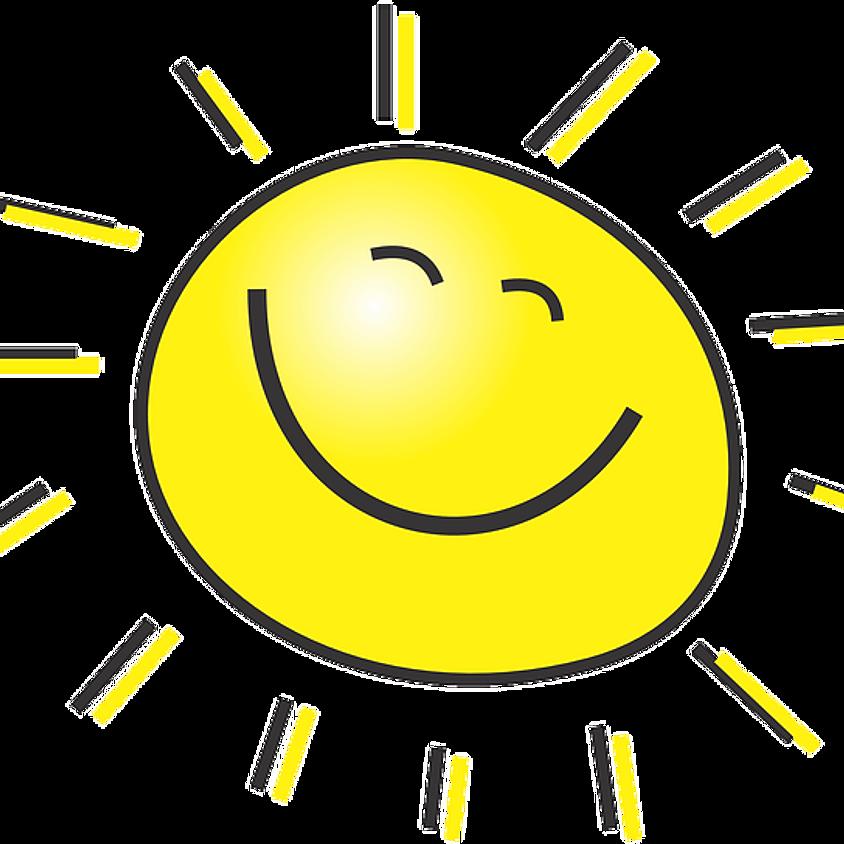 NOV 1 (Friday)- Shine Your Light!  6p-7:30p
