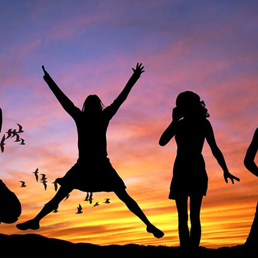 Sept 10: Girl Power - Gr 4-8 {4p-5p} Outdoor