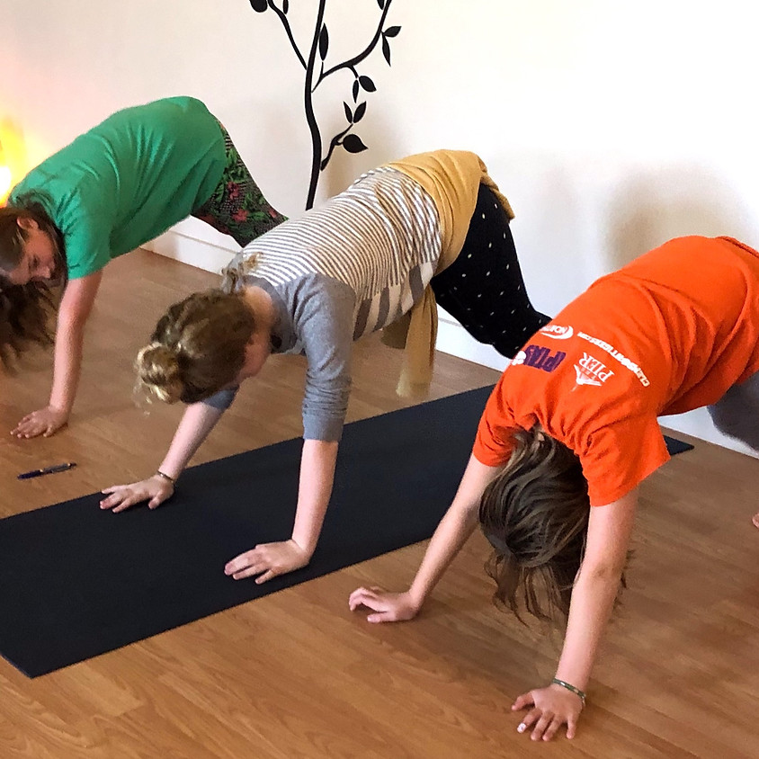 Private Yoga Sessions. Grades 1-8. Book Yours Today!