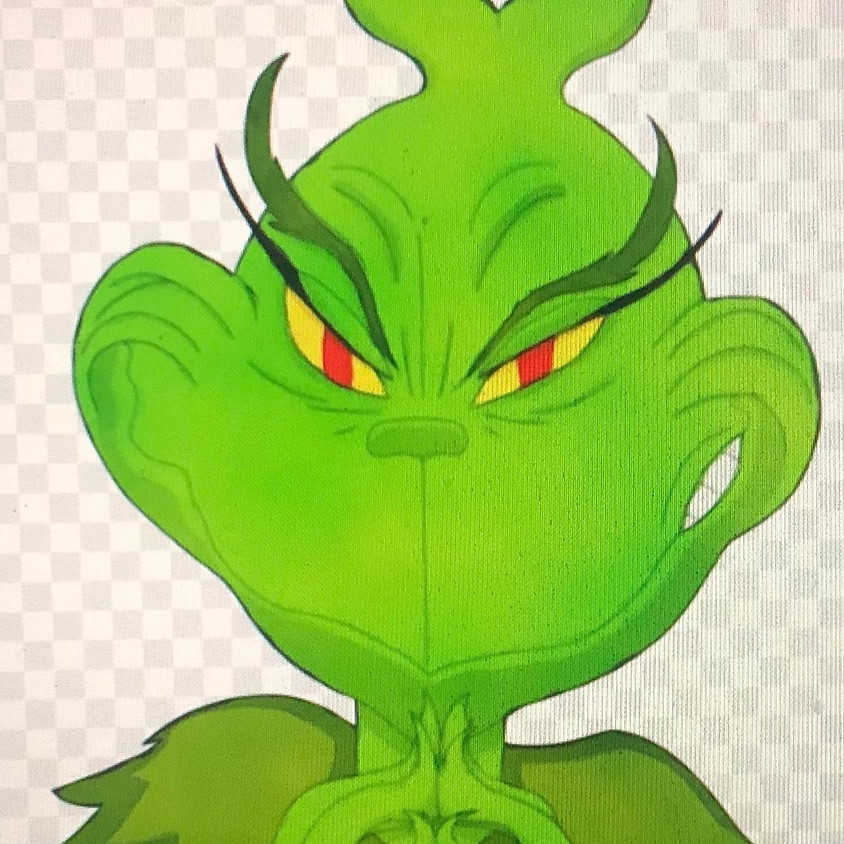 Dec 18: The Grinch and The Yogi  (ages 6-9)