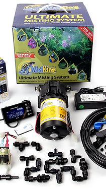 Ultimate Misting System - 4th generation