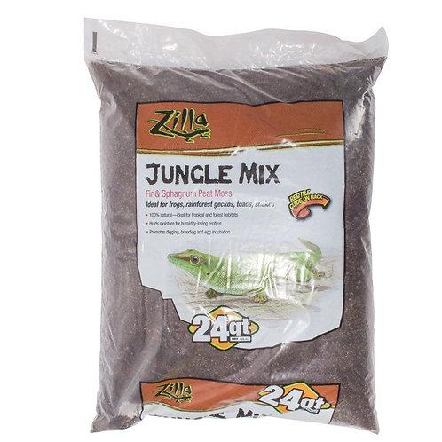 Zilla Jungle Mix - Fir & Sphagnum Peat Moss Mix