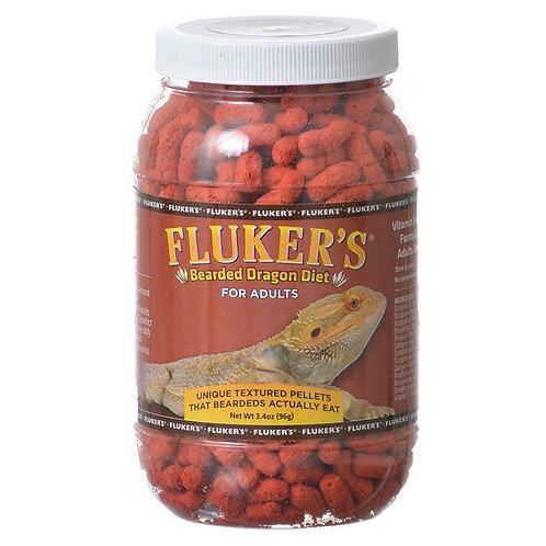 Flukers Bearded Dragon Diet for Adults