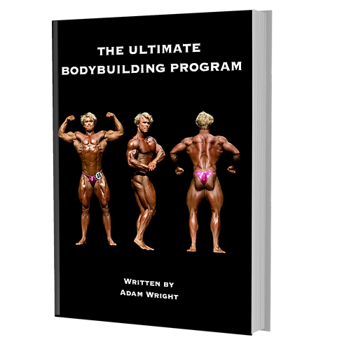 THE ULTIMATE BODYBUILDING PROGRAM