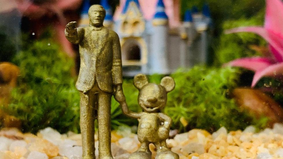 Walt Disney, Mickey e Castelo