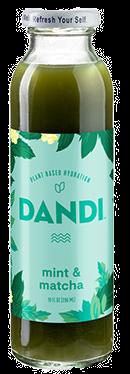 DANDI Mint Matcha