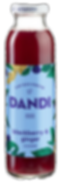 DANDI Blackberry Ginger