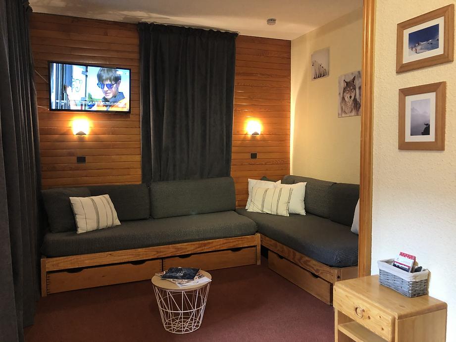 Appartement confortable la plagne