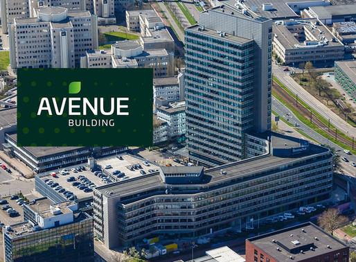 Avenue Building Utrecht: kantoor van de toekomst!