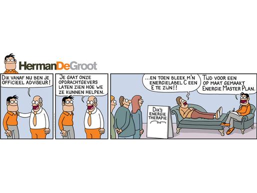 Energiemanagement: Dik weet er alles van!