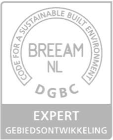 BREEAM NL Expert Gebiedsontwikkeling