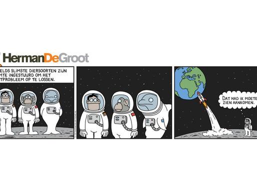 Dik in de ruimte
