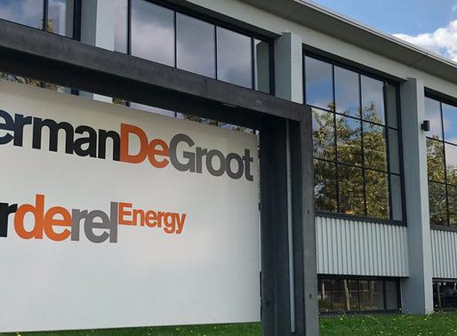 Twee bedrijven, één missie:  Nederland CO2-vrij