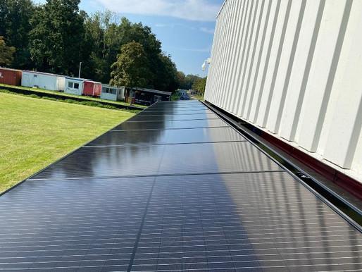 Duurzame innovatieve zonwering