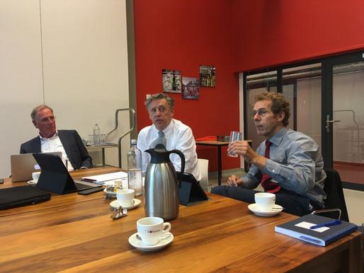 Herman De Groot adviseert borgingscommissie energieakkoord