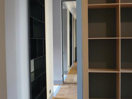 Ristrutturazione residenza privata - palazzo '900, Milano