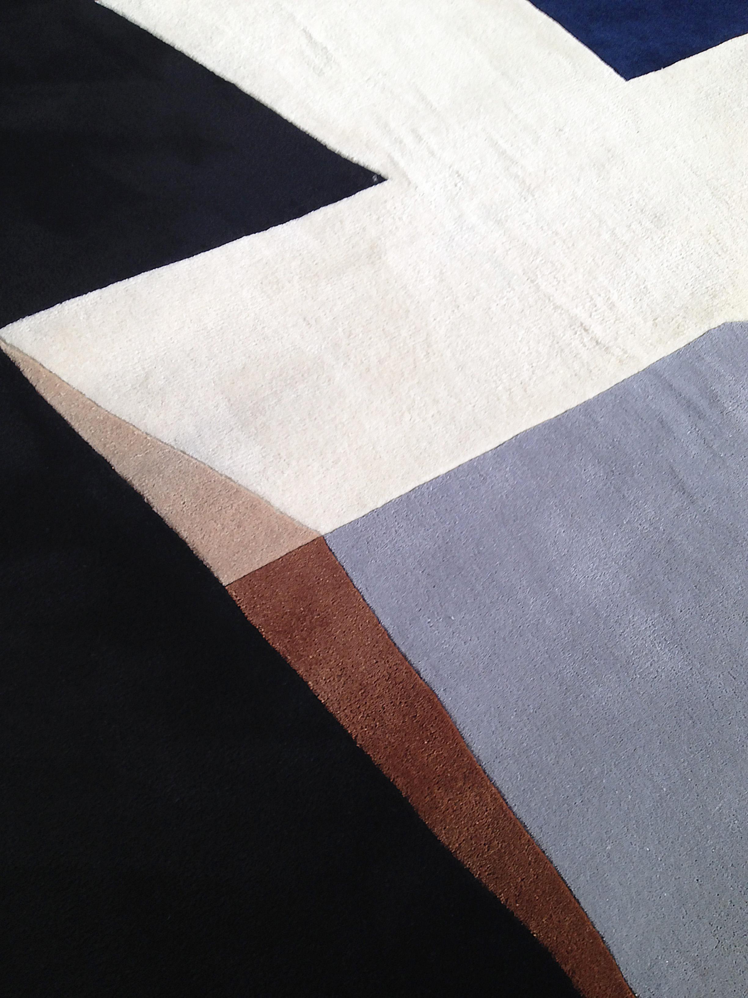 Dettaglio tappeto Trapezoidal