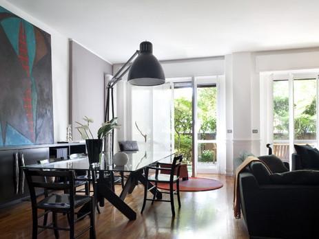 Residenza privata, provincia Milano