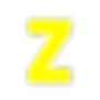 Yellow Z Transparent Background.png