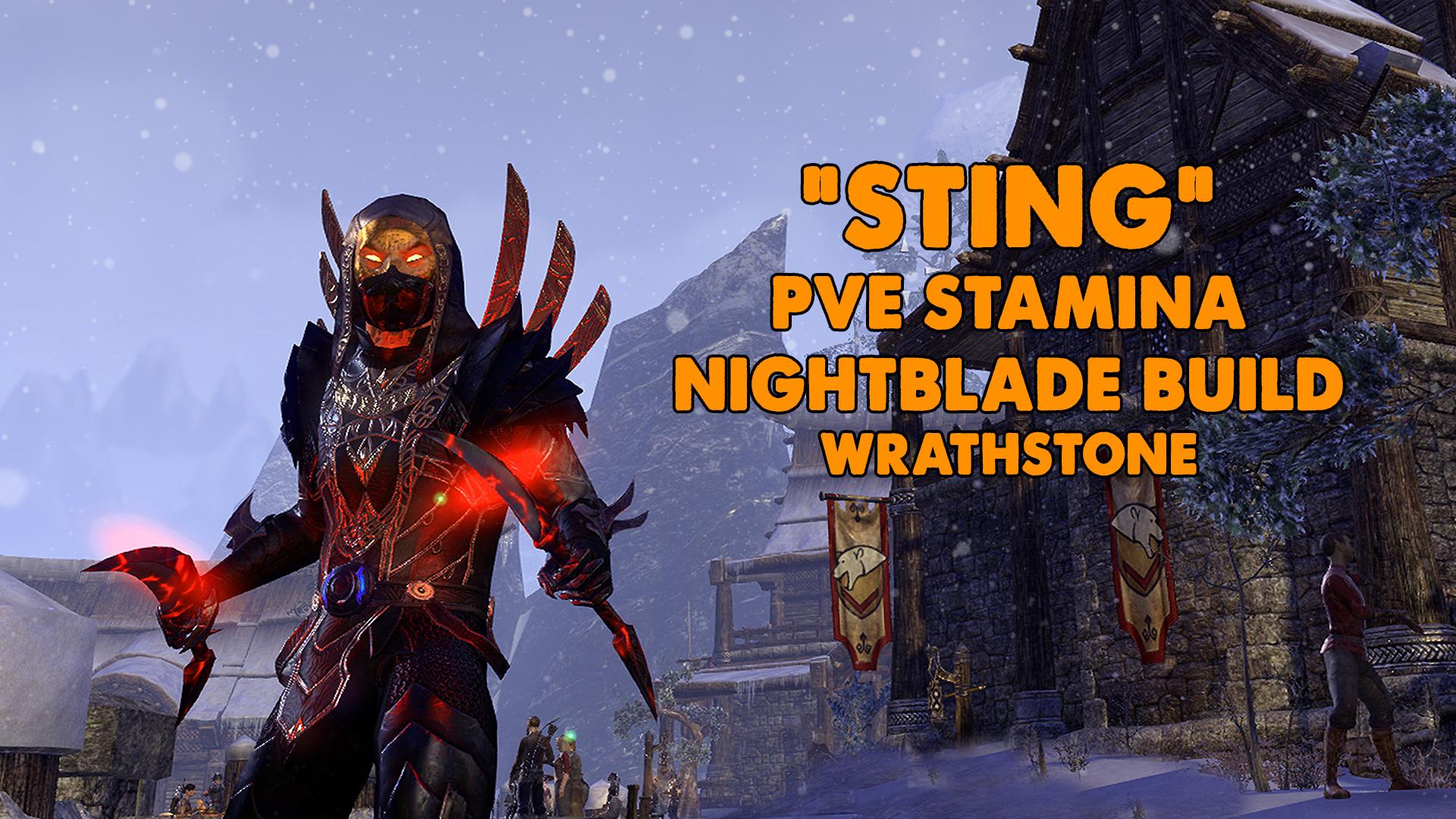 Xynode Gaming |Sting PVE Nightblade