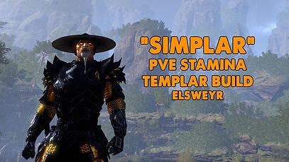 ESO Templar - Build - Xynode Gaming