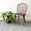 Thumbnail: Windsor Bow Back Chair with Baulster Legs