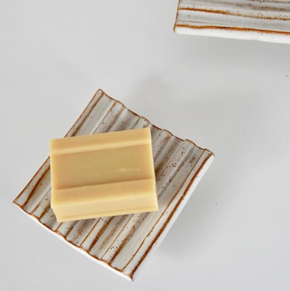 soap dish, ceramics, radical giving, soap