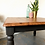 Thumbnail: Contemporary Farmhouse Style Coffee Table in Subway Grey