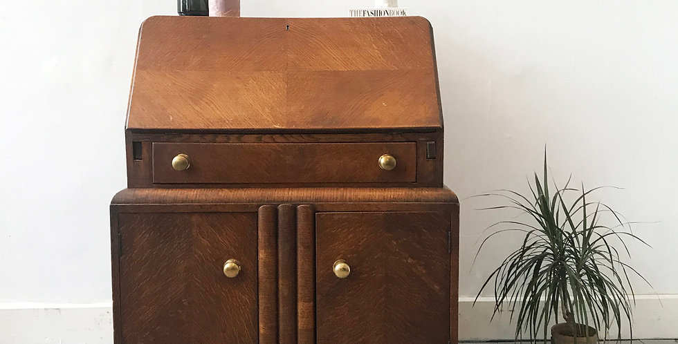 Art Deco Style Bureau - Price excluding delivery