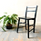 Thumbnail: Black Wooden Chair