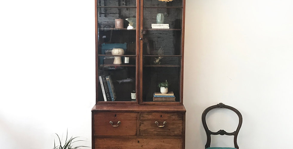 Large Display Cabinet/ Bookcase - Price excluding delivery