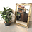 Thumbnail: Gold Frame Antique Mirror