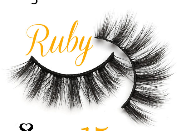 RUBY LASHES & GLOSS