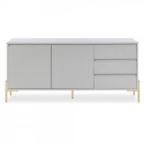 Oak Grey storage sideboard