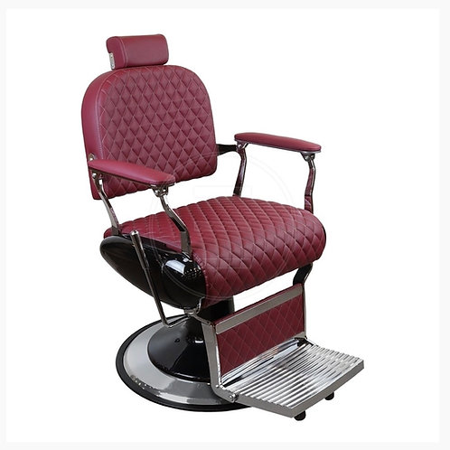 Leo Silver & Black All in one Recliner chair
